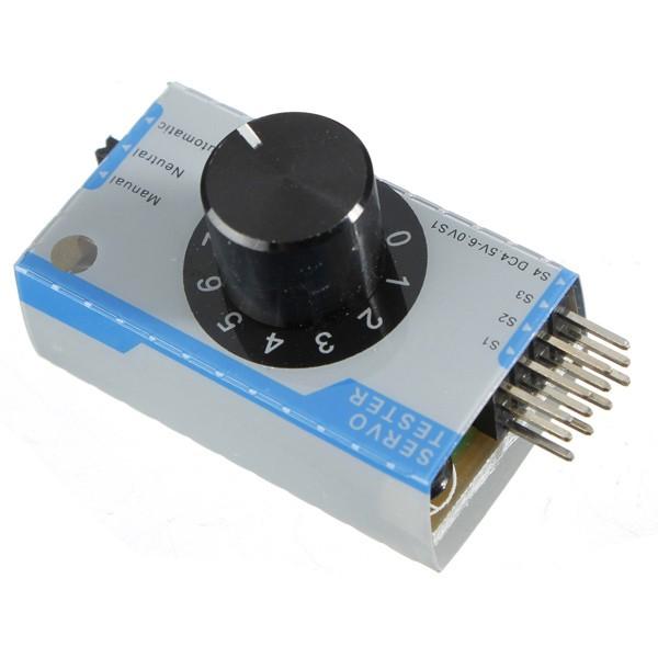 EK2-0907 Updated Servo Tester Server Speed Controller