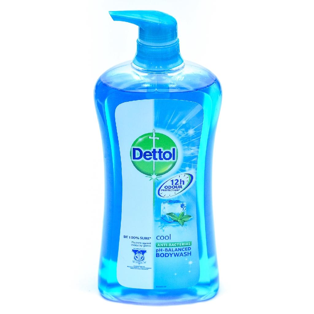 Dettol Cool Anti-Bacterial pH-Balanced Bodywash 950ml