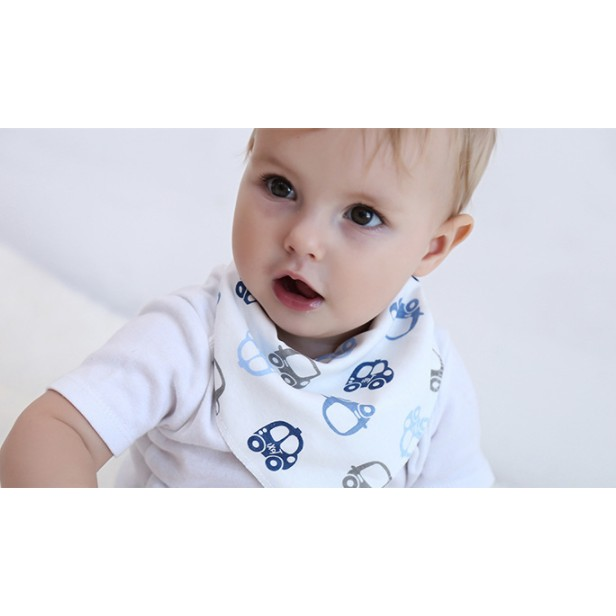 Cotton Soft Baby Bibs,Drool Bibs for Boys and Girls