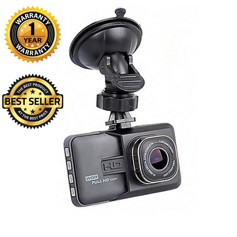 กล้องติดหน้ารถ GXS Full HD CARDVR 1080P WDR รุ่น Q6A ( ส