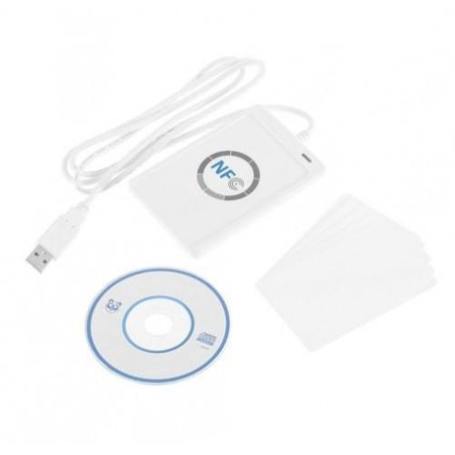 ACR122U RFID Contactless Smart Card Reader Writer | Shopee