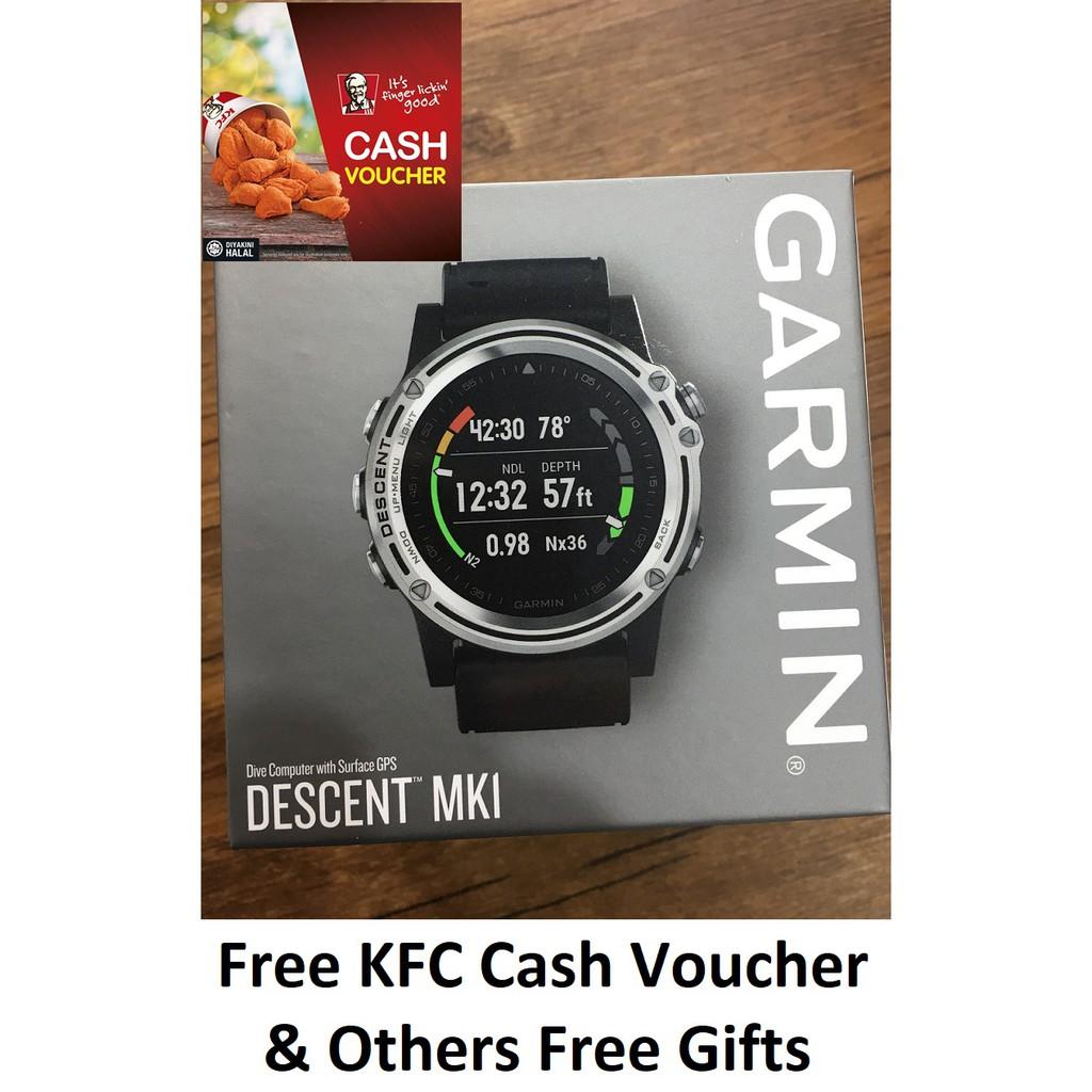 Garmin Vivomove Hr Hybrid Watch Free Rm20 Kfc Voucher Others Gifts Shopee Malaysia