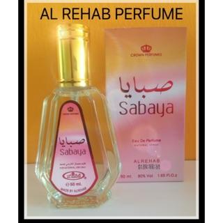 AL REHAB SABAYA 50ml (Made by KSA)