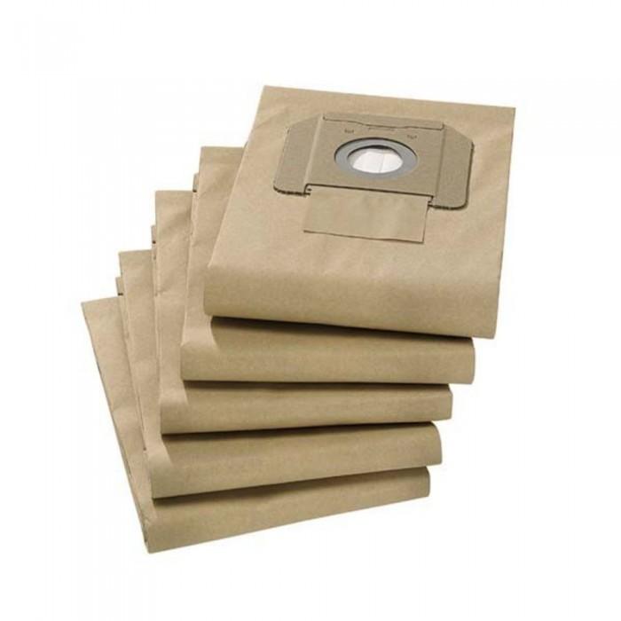 NT35/1 KARCHER 69042100 PAPER FILTER BAGS (5PCS) NT35/1 Ap KARCHER ACCESSORY