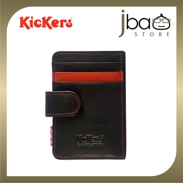 Kickers KIC88405 Leather Card Holder Pocket Wallet