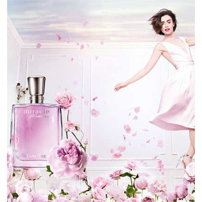 LANCOME MIRACLE BLOSSOM . (Europe Authentic Perfume )