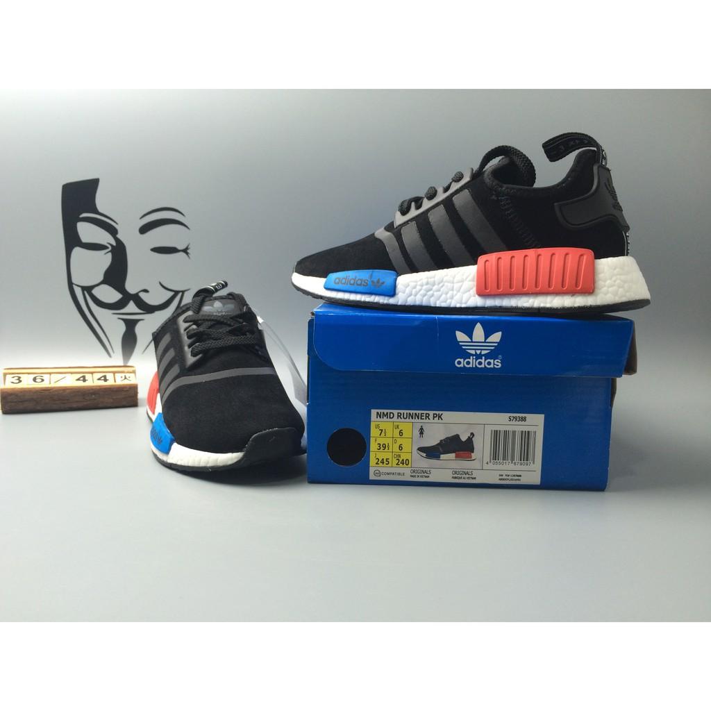 1e1c3642 Ready Stock * Adidas NMD XR1 PK Boost Running shoes Women's Men's ...