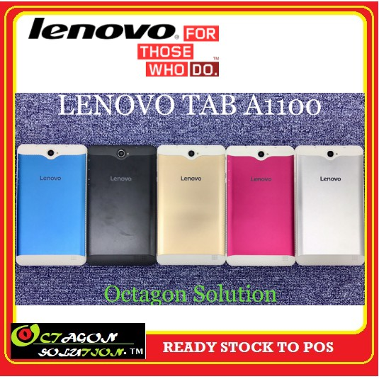 LENOVO Tab A1100 ( New Imported Set )Distributor Warranty 1 Year