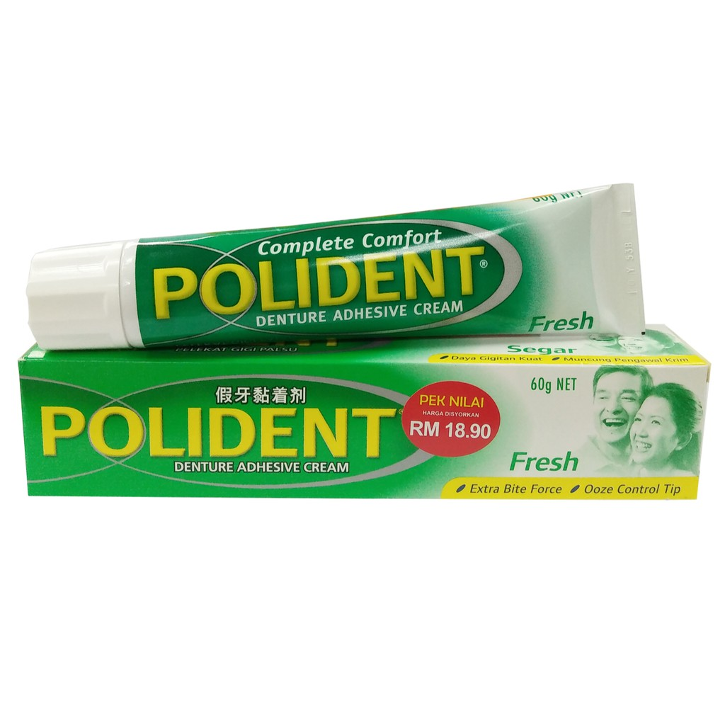 Polident Cream Personal Care Online Shopping Sales And Promotions Health Beauty Oct 2018 Shopee Malaysia