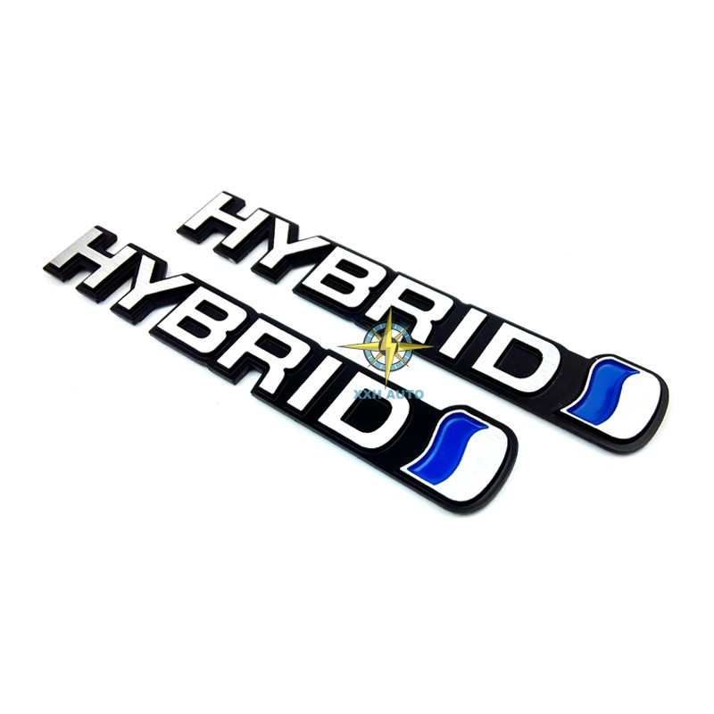 2x Car Side Fender Emblems Stickers Badge Decal Accessories Logo For Smart