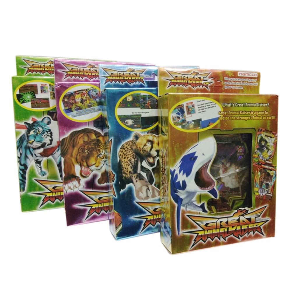 Animal Kaiser English Version Super Rare Card Styles Random 27 Ca