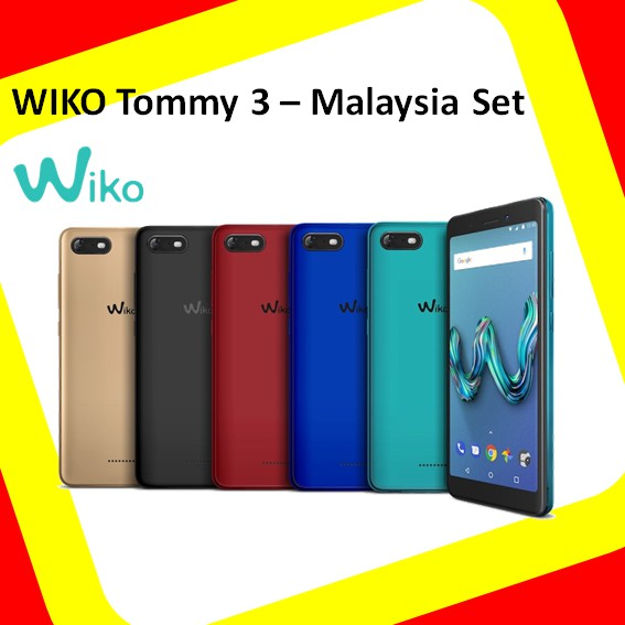 Madison : Wiko tommy 3 vs samsung j3