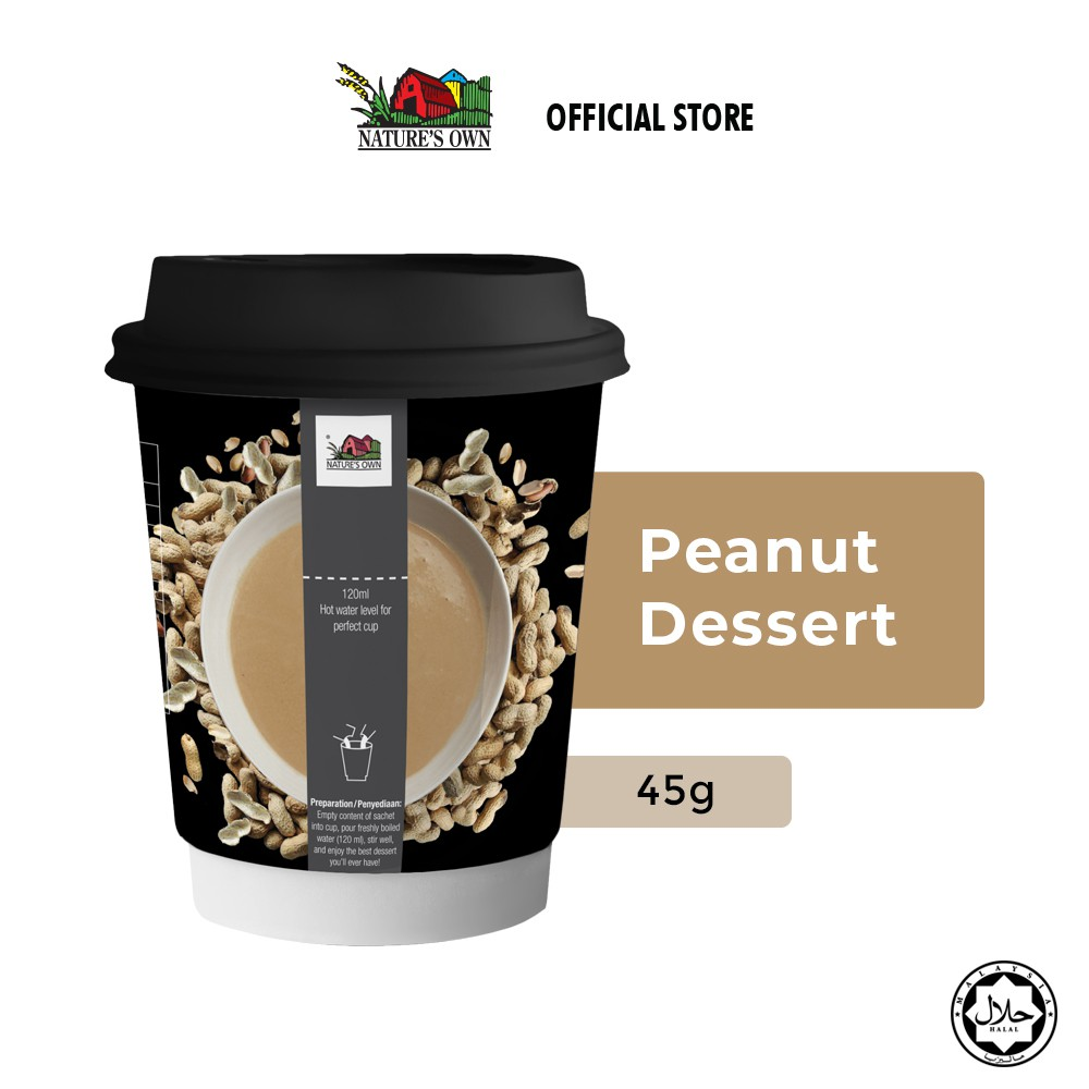 Peanut Dessert - Nature's Own