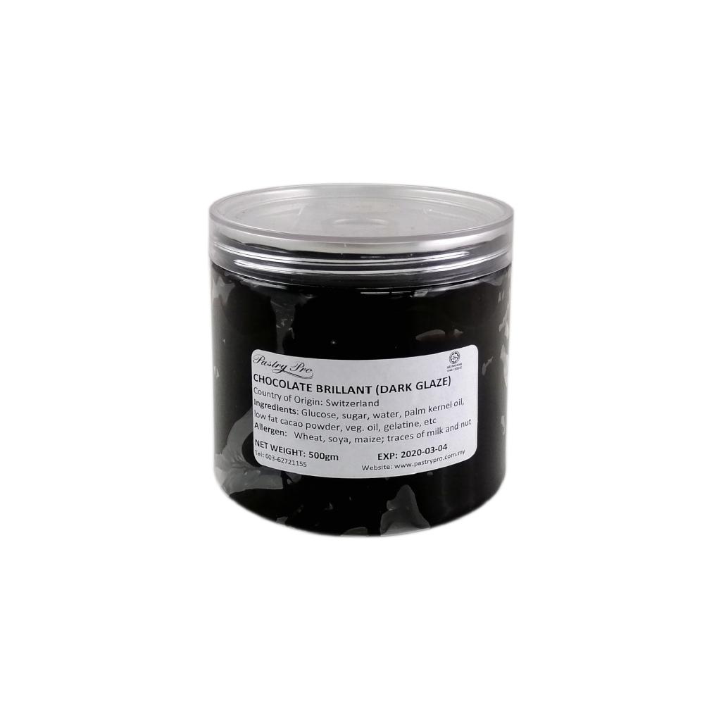 FELCHLIN, Dark Chocolate Glaze, 500 g