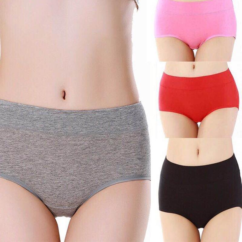ab1bc51a13 4 PCS Women Silicone Padded Panties Shapewear Bum Butt Hip Enhancing  Underwear☺