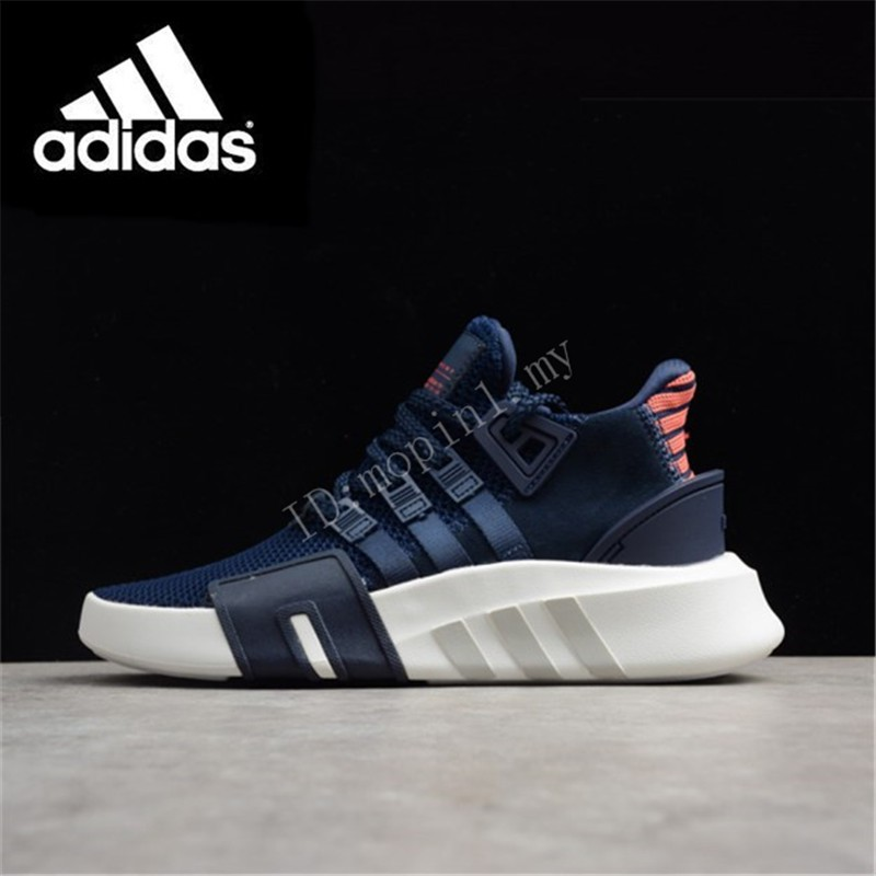 79664d3994 Kasut Adidas Clover EQT BASK ADV Men's Shoes Casual Sports Running Shoes  Blue