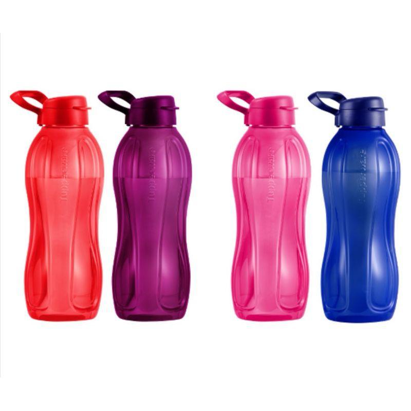 READY STOCK NOW FREE HANDLE Tupperware 1.5L 1500ml Eco Bottle Flip Top free Handle