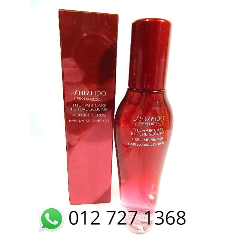 Shiseido The Hair Care Fuente Forete Toning Serum Scalp 190ml