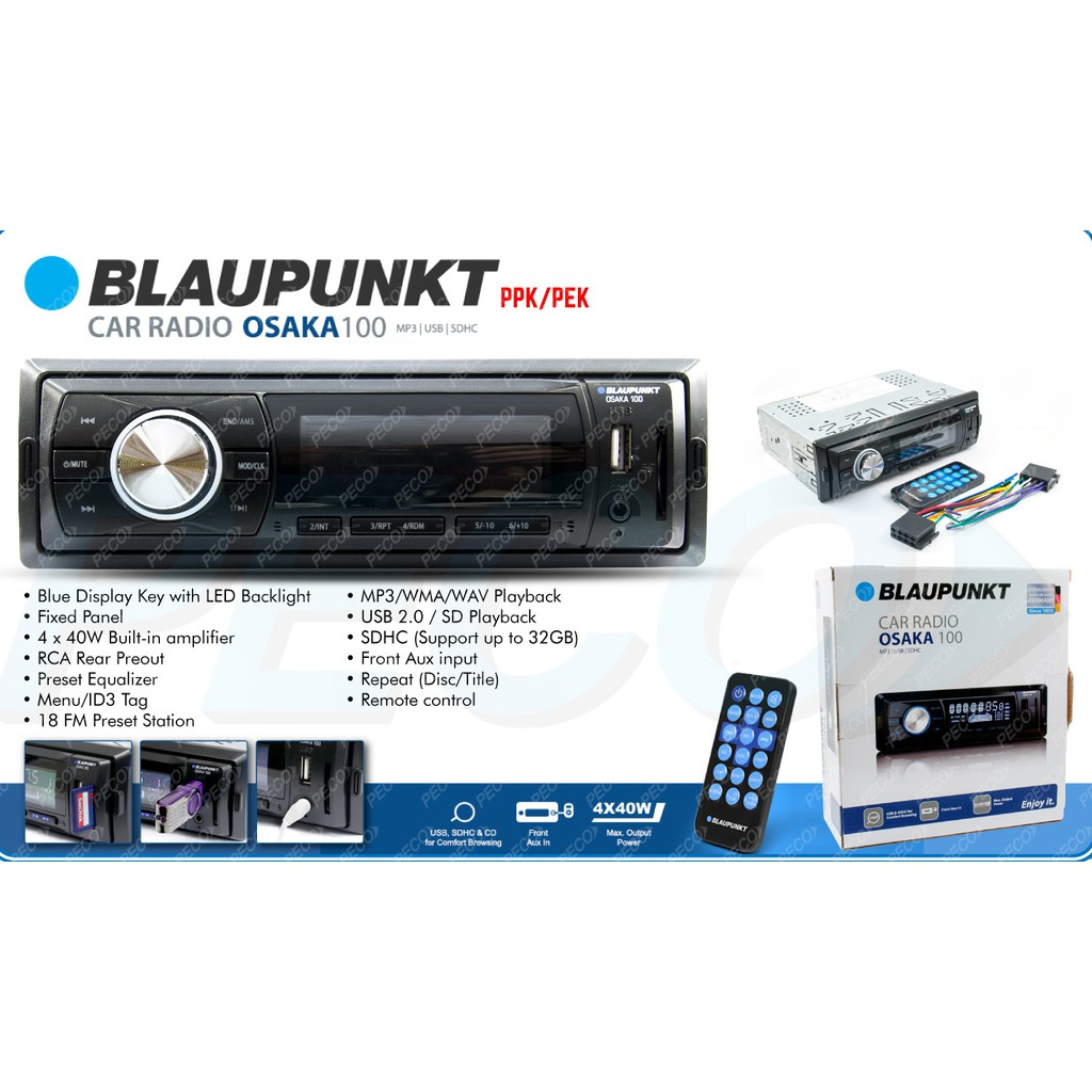 Caliber 695 Double Din Player With Mirrorlink Shopee Malaysia Pioneer Mosfet 50wx4 Power Ac Or Dc