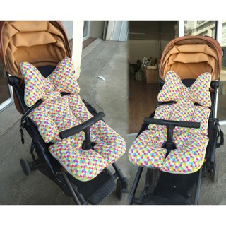 Baby Stroller Accessories Cartoon Baby Chair Cushion Baby Warm Cartoon Baby Dining Chair Warm Cushion New High Quality Activity & Gear