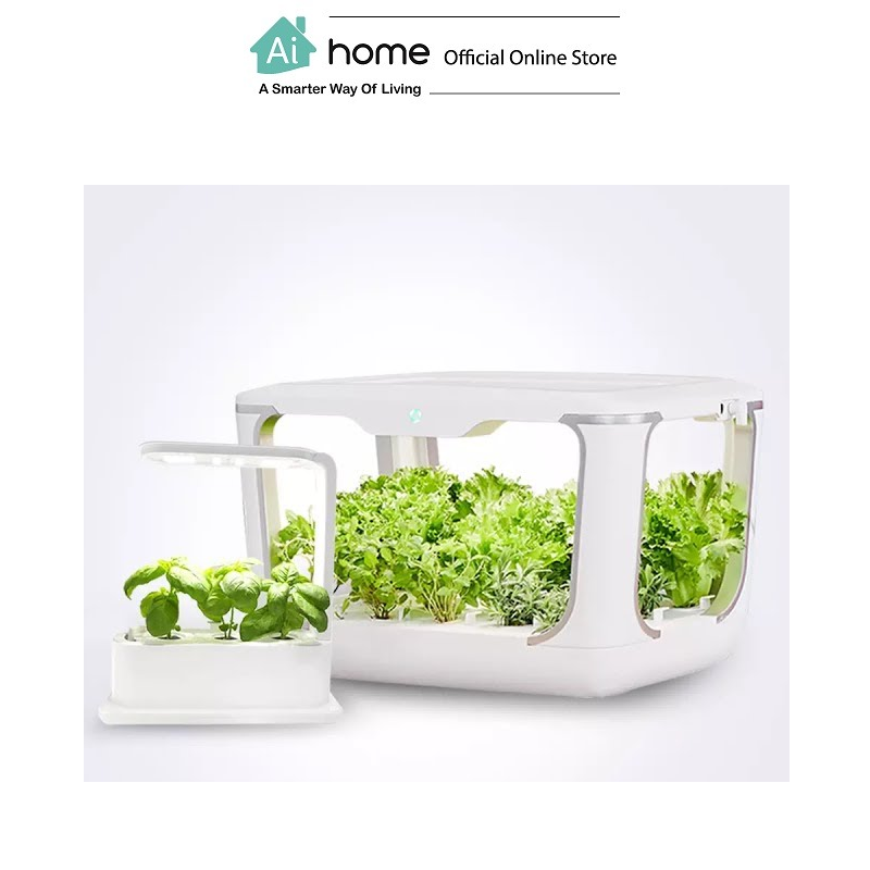 TINY GREEN Intelligent Ecological Smart Planter with 1 Year Malaysia Warranty [ Ai Home ]