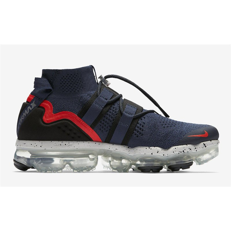super popular 9f23f 8bc3f Mens Nike Air VaporMax Utility College Navy Red Cheap