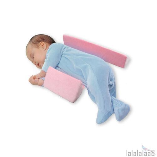 Infant Sleep Pillow Support Wedge Adjustable Width Baby Newborn Anti Roll Pillow