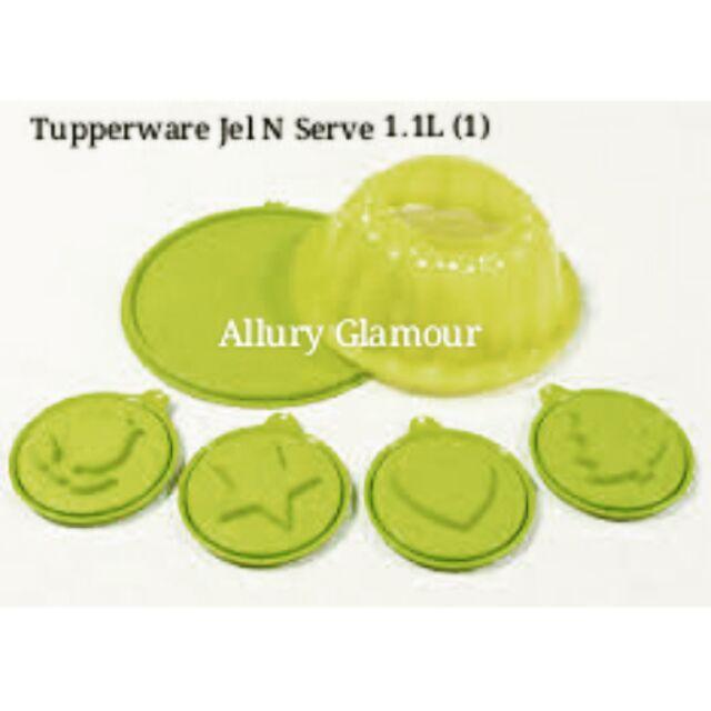 Tupperware Jel N Serve 1.1L (1)