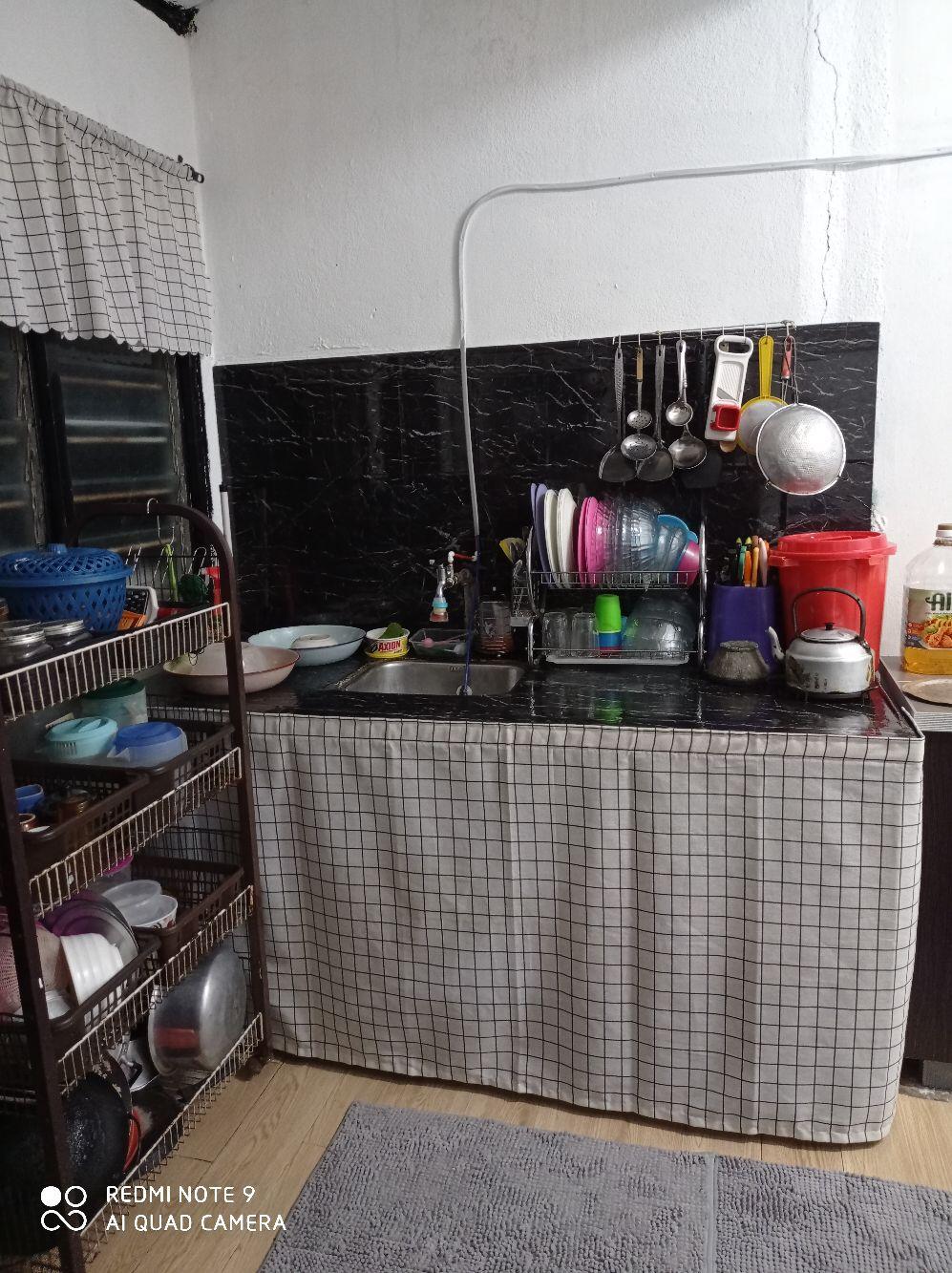 Hot Item Langsir Tabletop Langsir Kabinet Dapur Shopee Malaysia