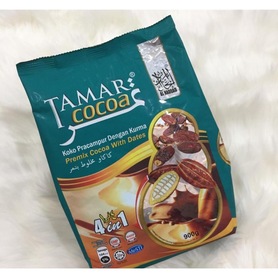 TAMAR COCOA (KOKO PRACAMPURAN KURMA) 4 IN 1 900G 100% ORIGINAL HQ+FREEGIFT