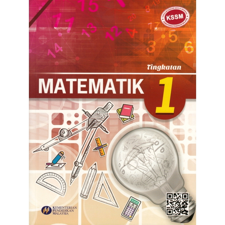 Matematik Tingkatan 1 Buku Teks 2017 Shopee Malaysia