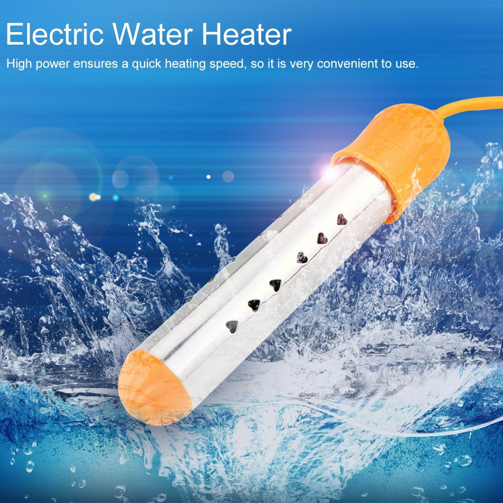 Stainless Steel Automatic Power Off Electric Heater Water