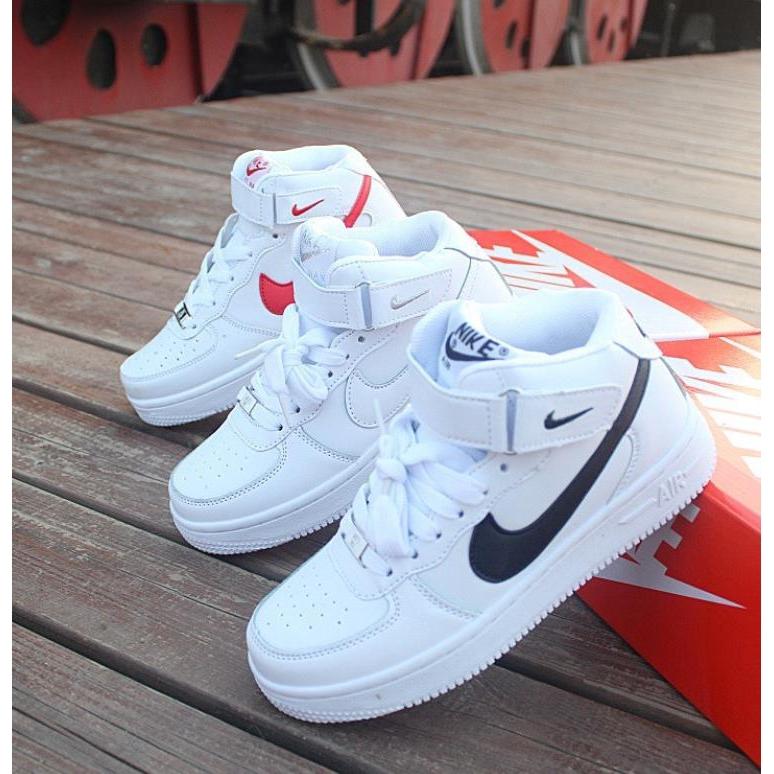 Nike Air Force 1 / Nike Air Max Force 1 High Cut Sport Shoes ...