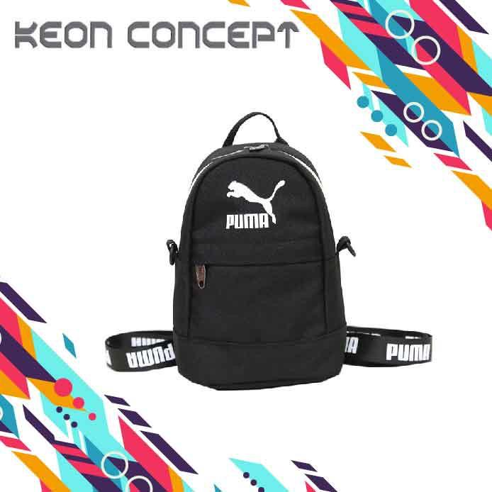 ec7f5a5258a5a1  GH Bag Puma Travel Casual Backpack   School Bag   Laptop Bag   Korea Bag