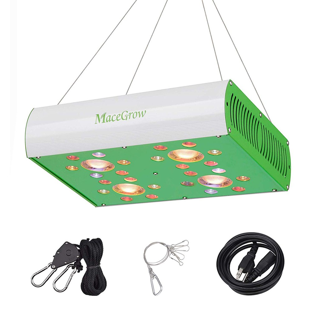 900W Led Grow Light Full Spectrum with UV IR For Indoor Hydroponics Plants