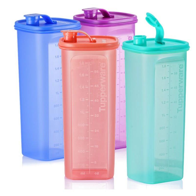 Fridge Water Bottle New Colour Tupperware Original Botol Air Tupperware Original✅ Ready Stock