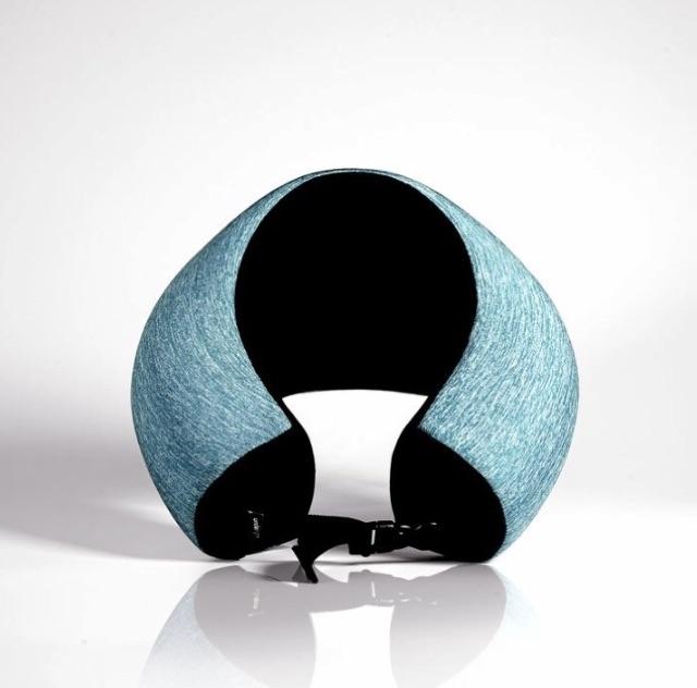 Taiwan Memory Neck Pillow 台湾设计品牌 《零负评 记忆U型颈枕》 多功能颈枕 旅行午睡护颈U型枕 靠枕