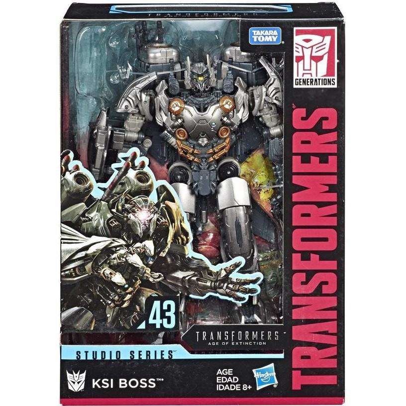 Nouveau Enfants Leader Class Films DECEPTICON BLACKOUT Transformers Studio Series