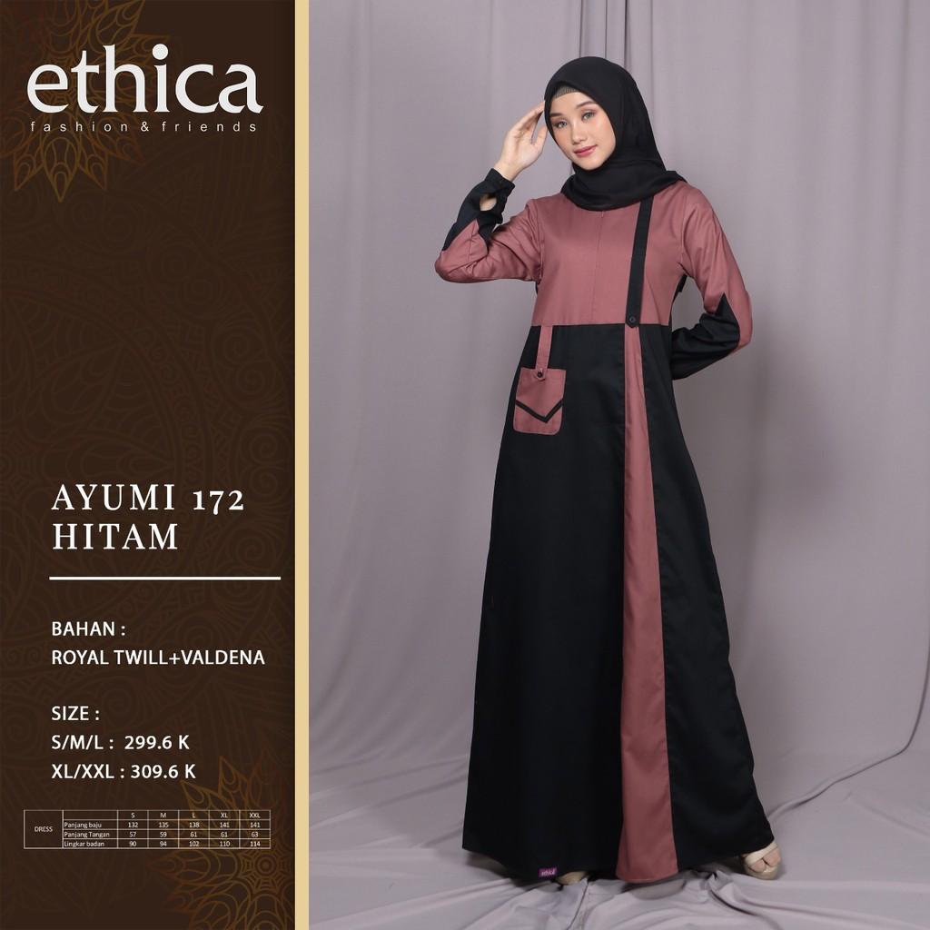 Hb Ayumi 172 Black By Ethica Ayumi 172 Navy Ayumi 172 Yellow Latest 2020 By Ethica Shopee Malaysia
