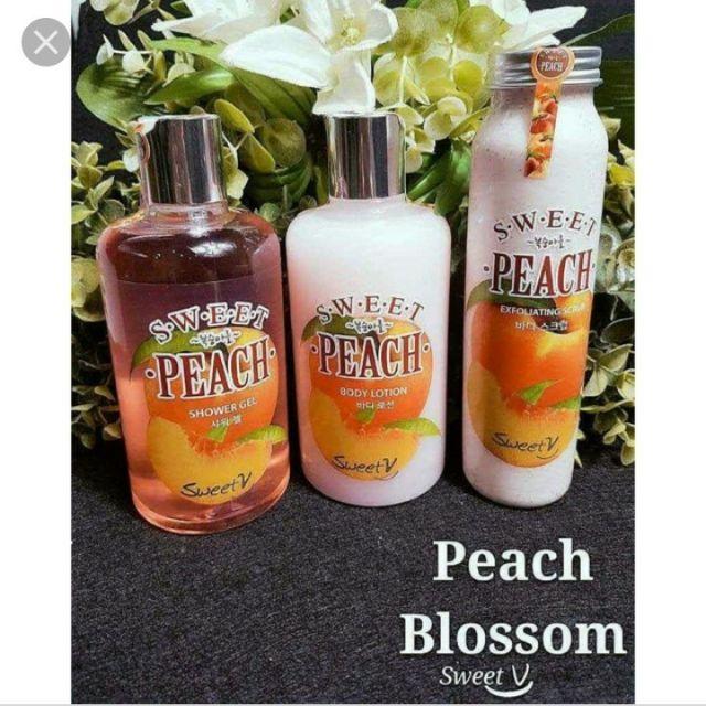 f0d14f0363f2 Sweet V Peach Set 3in1