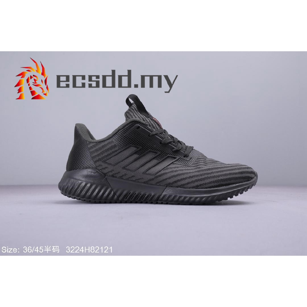Oso polar de nuevo Punta de flecha  Original New Arrival Adidas Climacool 2.0 M Men's Running Shoes Sneakers  All Black Shoe | Shopee Malaysia