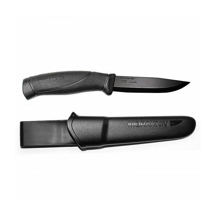MoraKniv Companion (S) Black Blade 12553