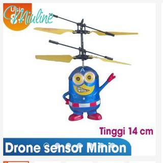 Flying Toy Mainan Anak Terbang Karakter Minion Daftar Harga Source · Toy Minions Mainan Bisa Terbang