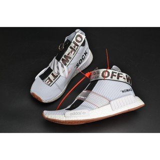 OFF WHITE x adidas Originals NMD City Sock Sneakers Running Shoes sports shoes