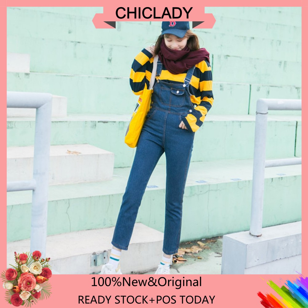 4ce4d1ca4c01 denim jumpsuit - Playsuits   Jumpsuits Prices and Promotions - Women s  Clothing Feb 2019