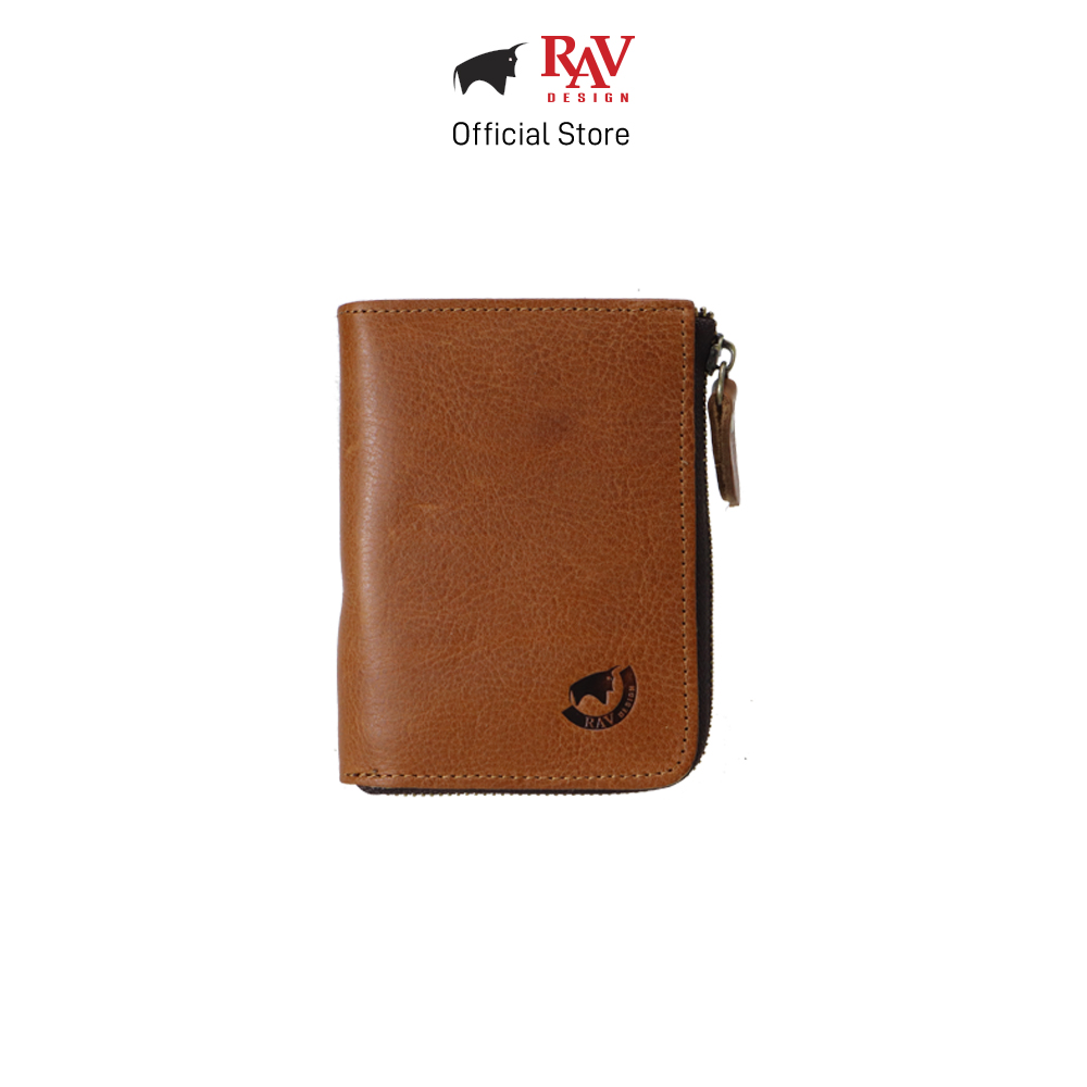 RAV DESIGN Men's Genuine Leather Cardholder |RVW650 Series