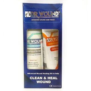 Dr Wound Advanced Wound Healing Kit (Mini / Large)