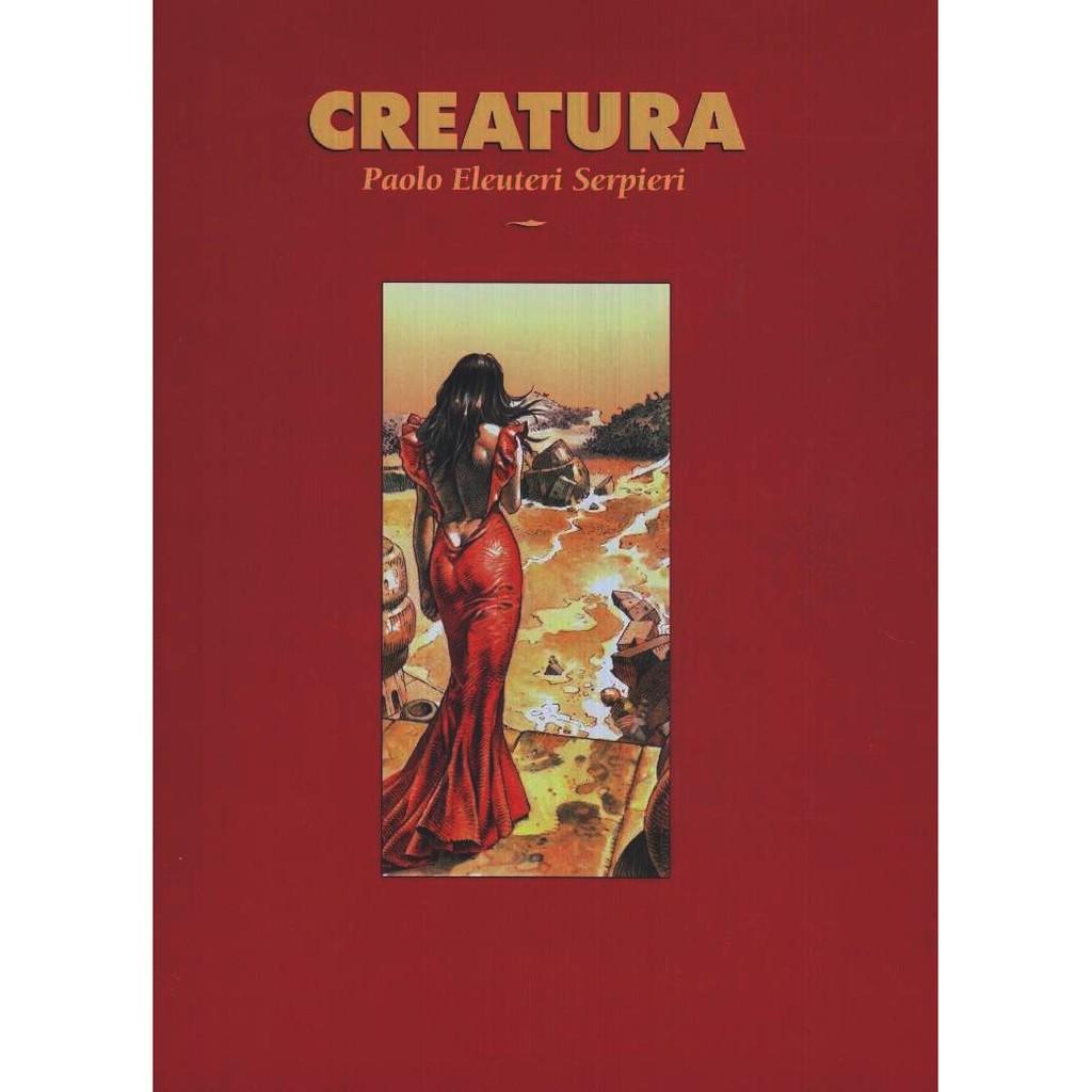 Creatura - Paola Eleuteri Serpieri