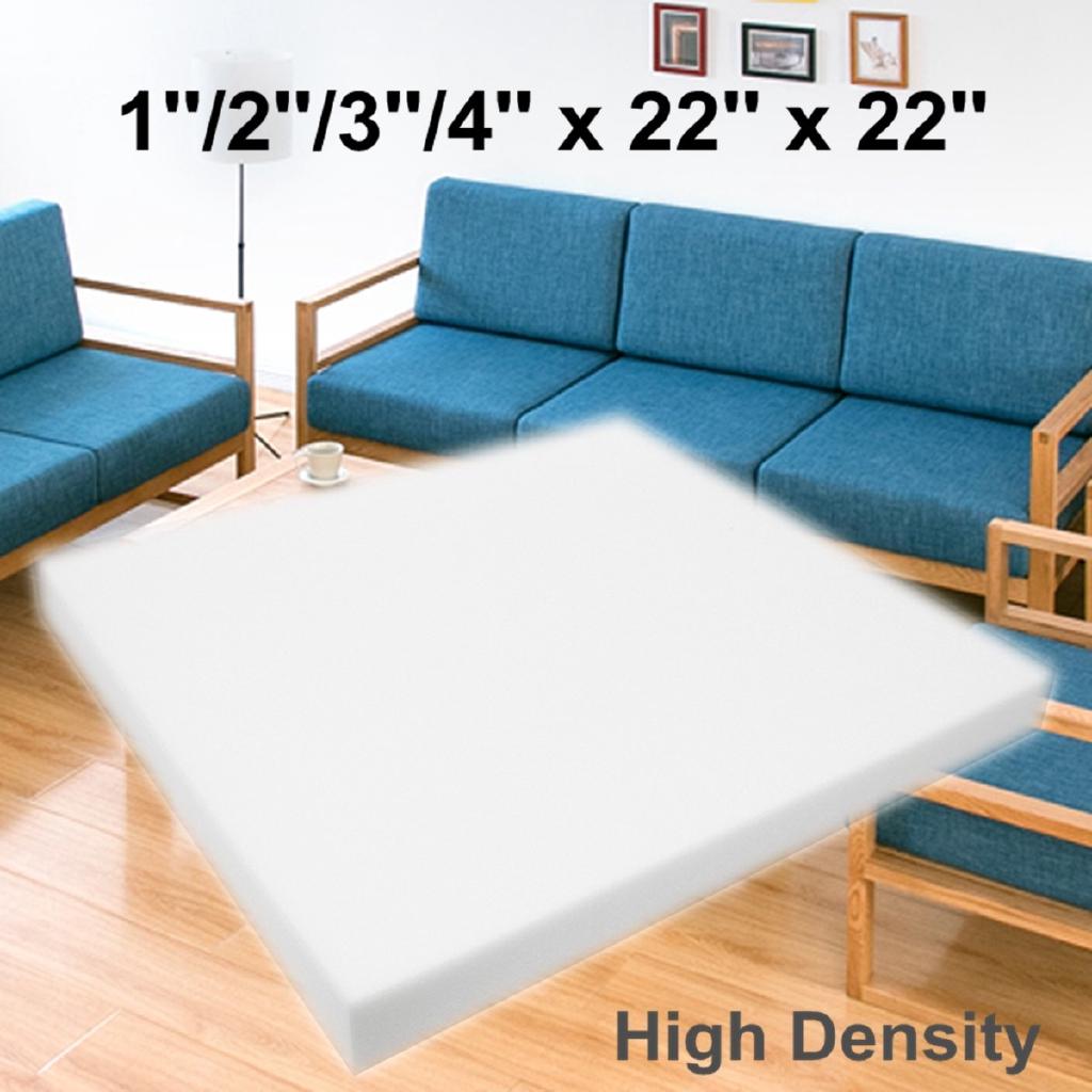 22 X22 High Density Seat Foam Rubber