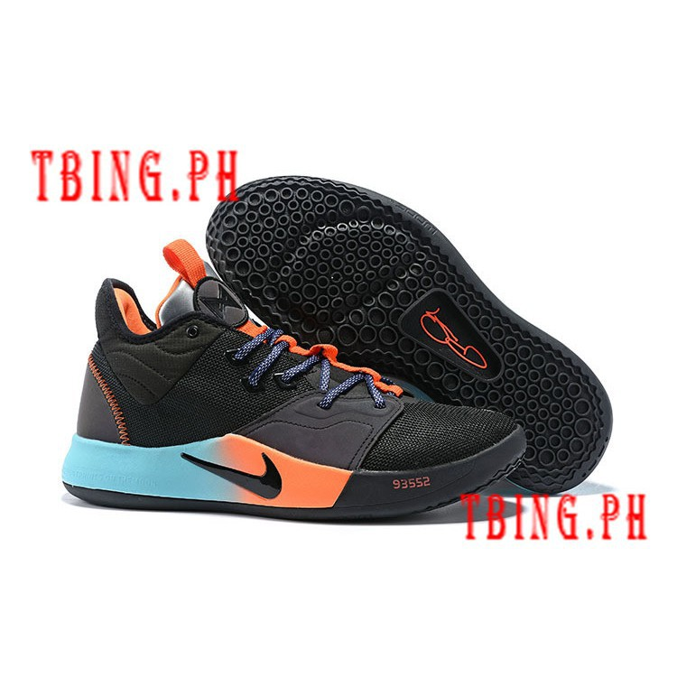 on sale 52366 89add Original Nike Paul George PG3 Basketball Shoes PPGG8